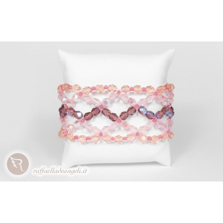 Bracelet crystal Rosalba 03