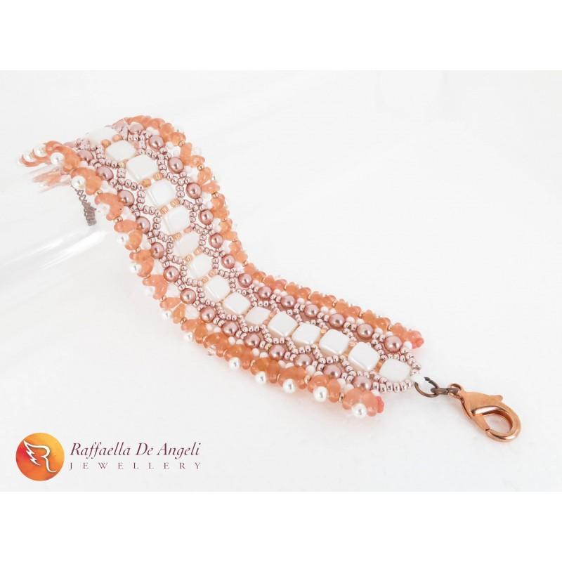 Bracelet pink Fulvia 03