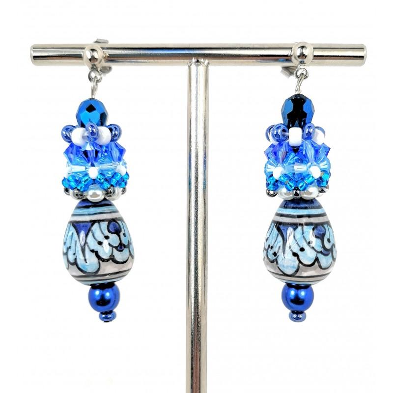 Earrings Deruta n. 8