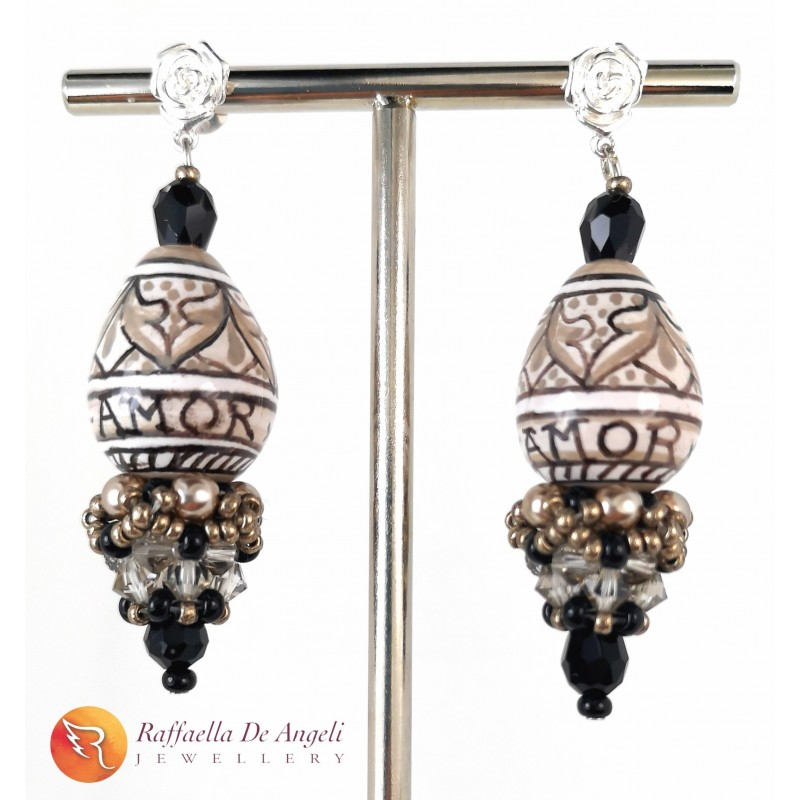 Earrings Deruta n. 9