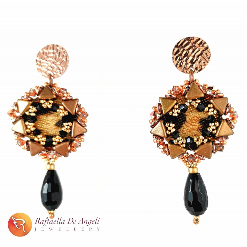 Earrings Animalier 1