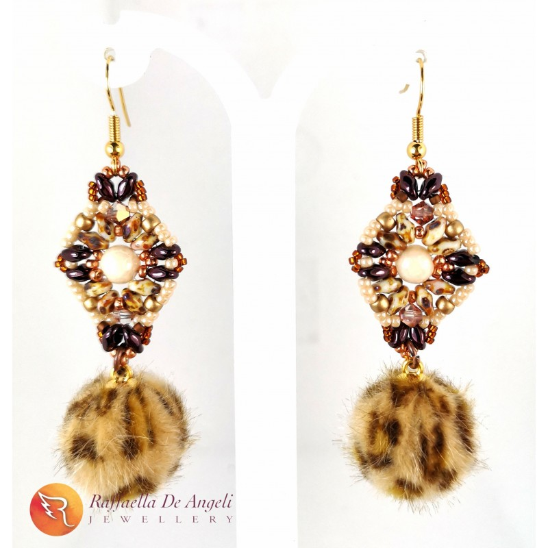 Earrings Animalier 3