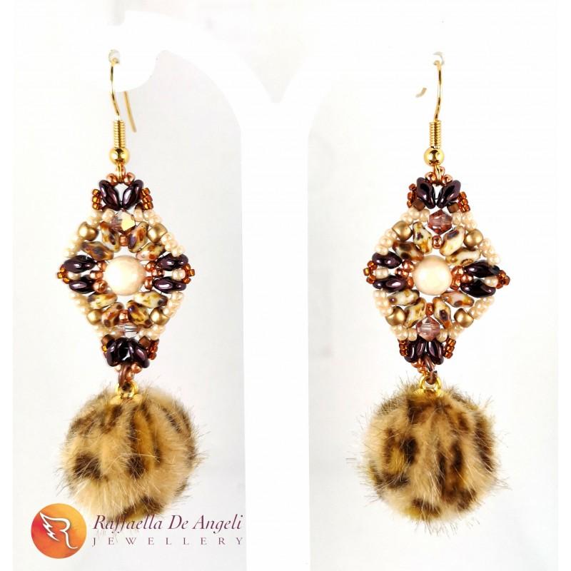 Earrings Animalier 3