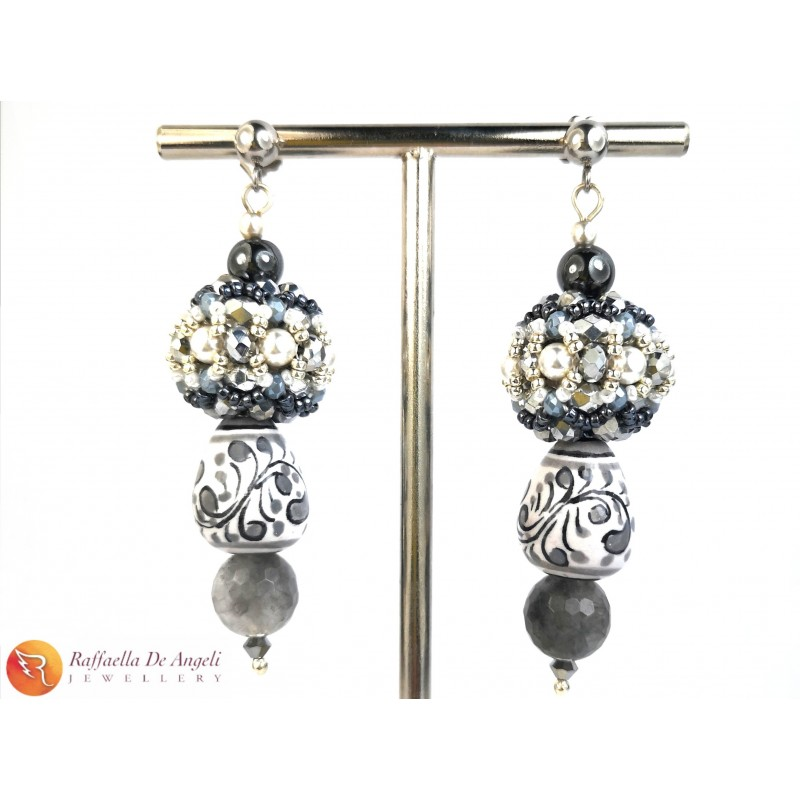Earrings Deruta 12