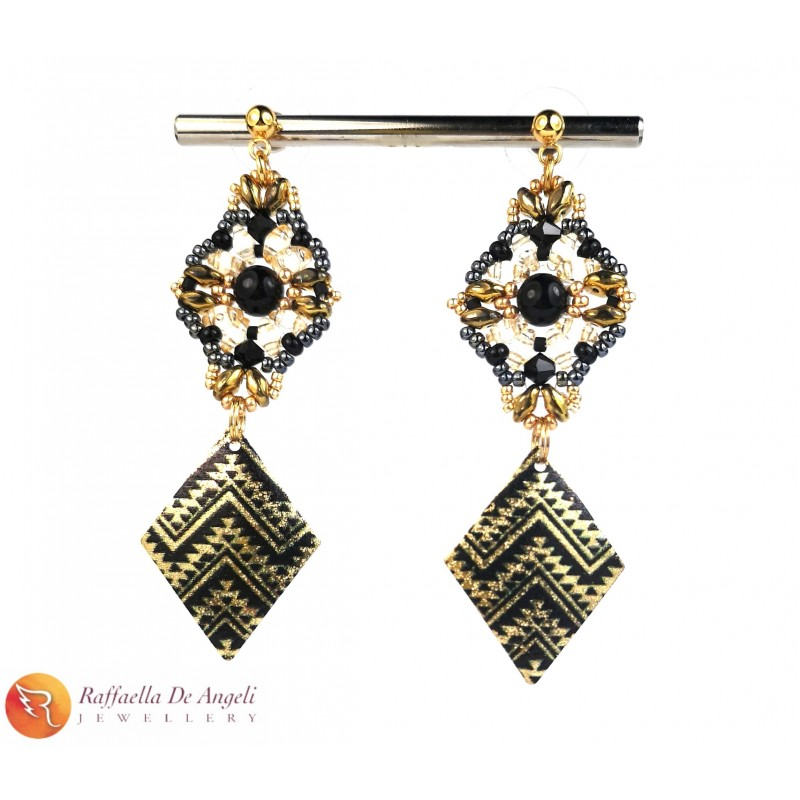 Earrings animalier n. 7