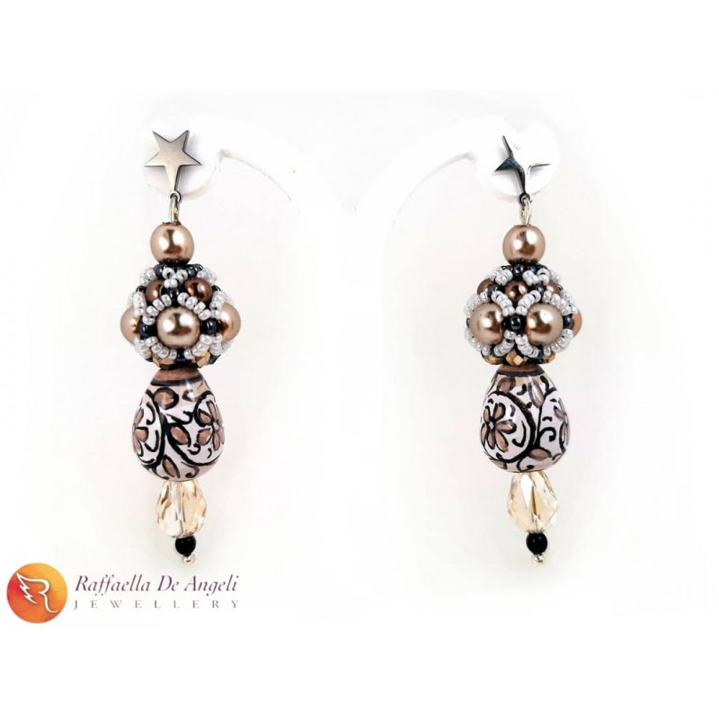 Earrings Deruta 13