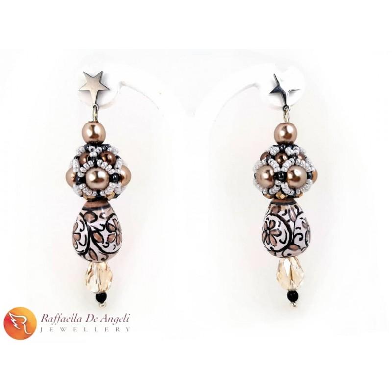 Earrings Deruta n. 13