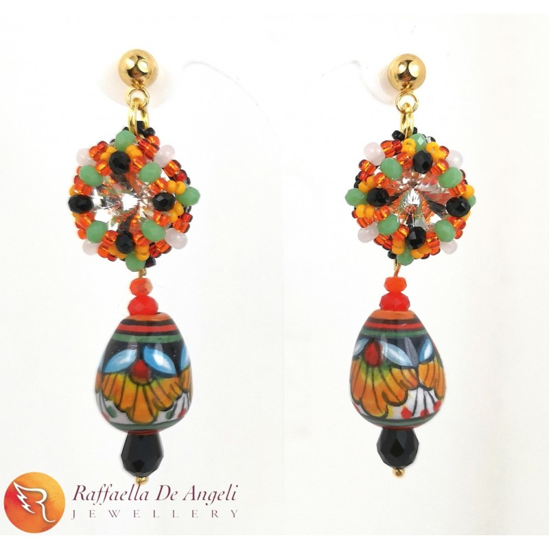 Earrings Deruta 15