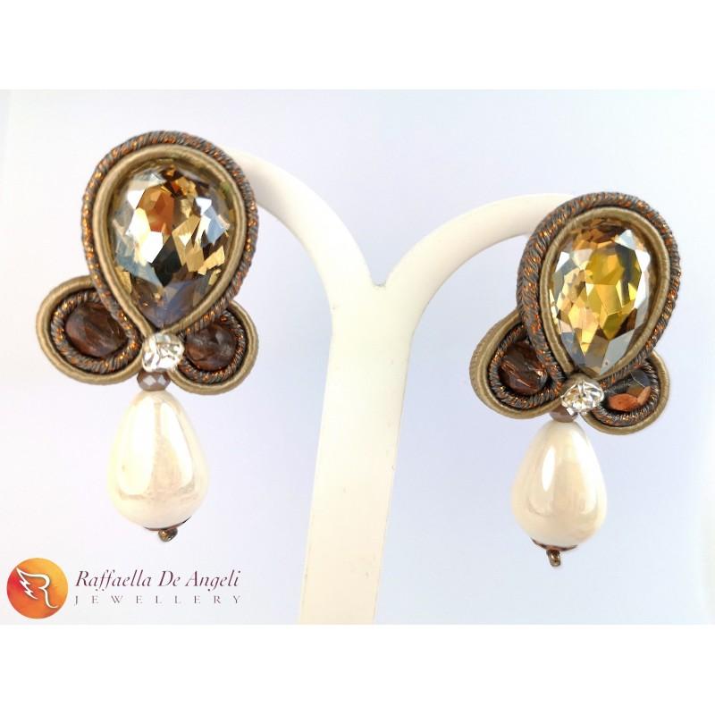 Earrings Soutache 01