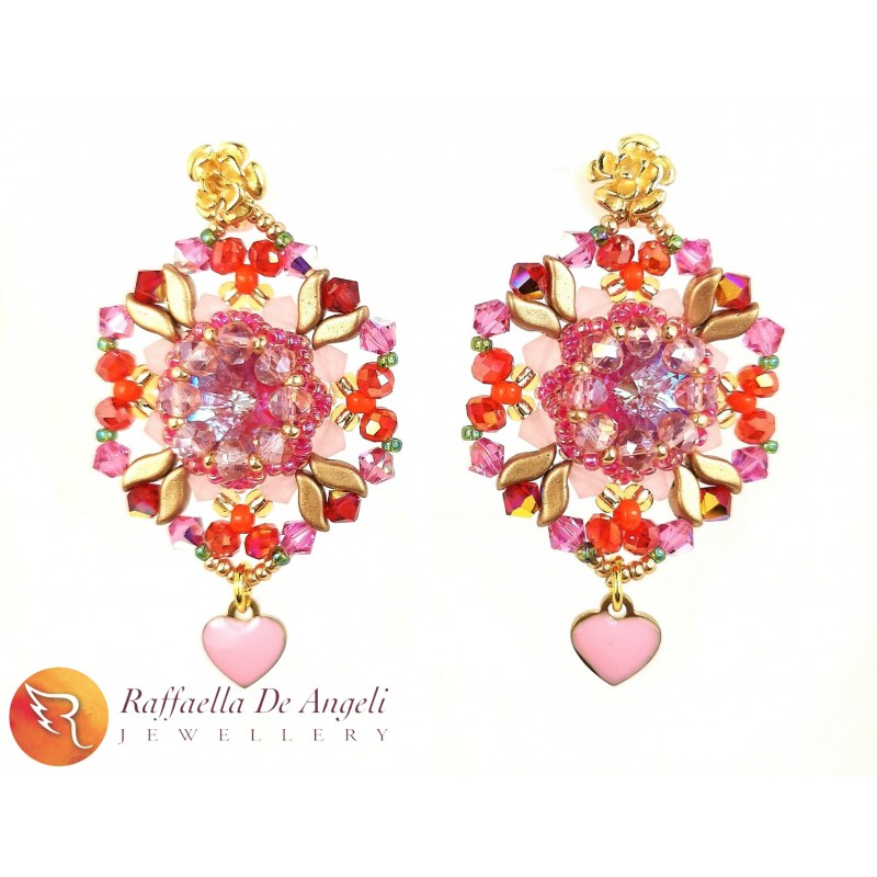 Earrings Chia 01