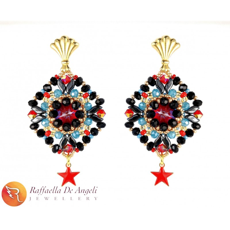 Earrings Chia 02