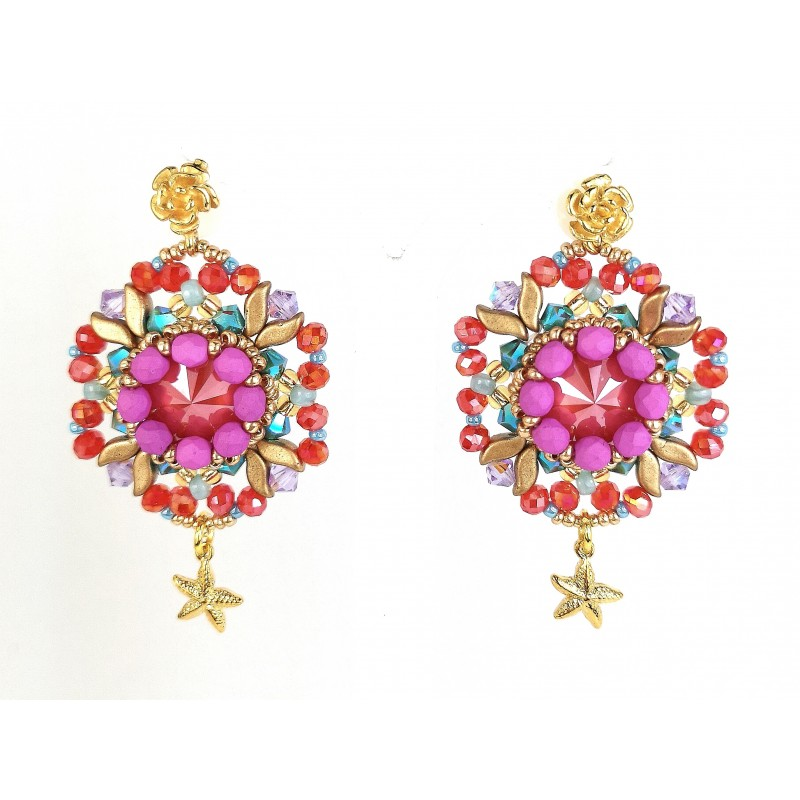 Earrings Chia 03