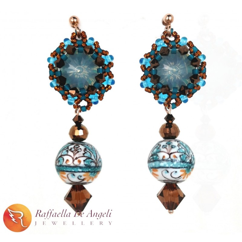 Earrings Deruta 28