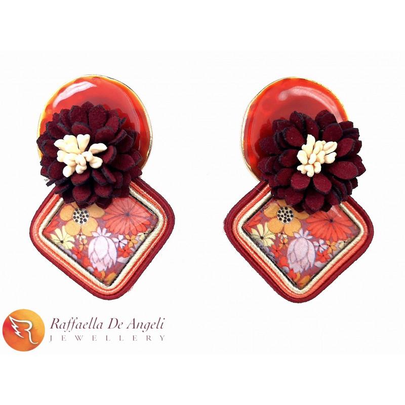 Earrings Tindari