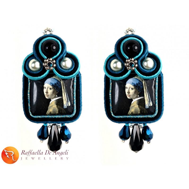 Earrings Arte 01