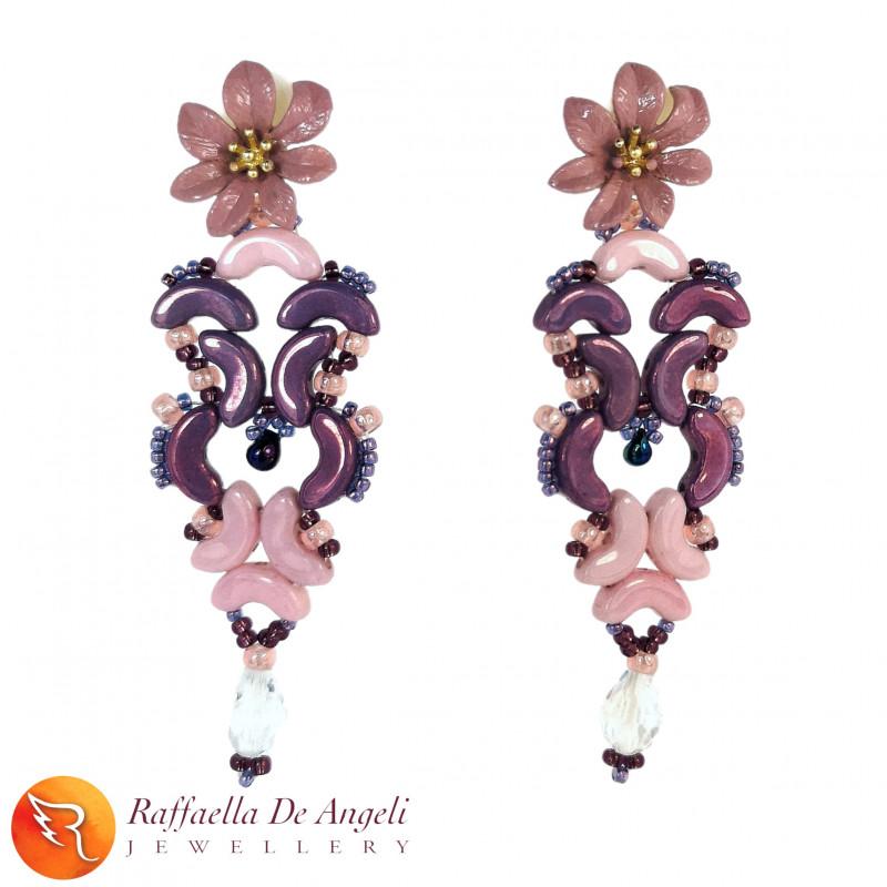 Earrings Medea 08