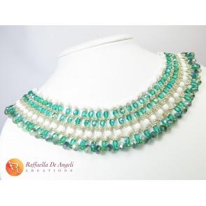Collana cristalli Alessandra 02