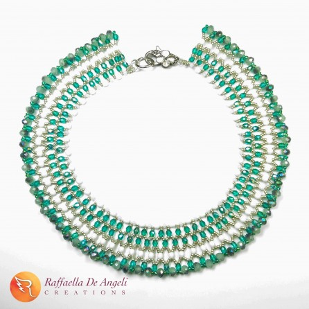 Necklace Crystal Alessandra 02