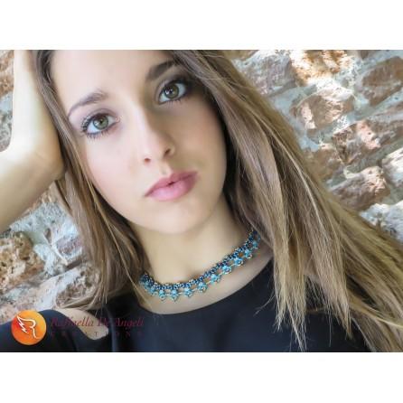 Necklace superduo Letizia 03