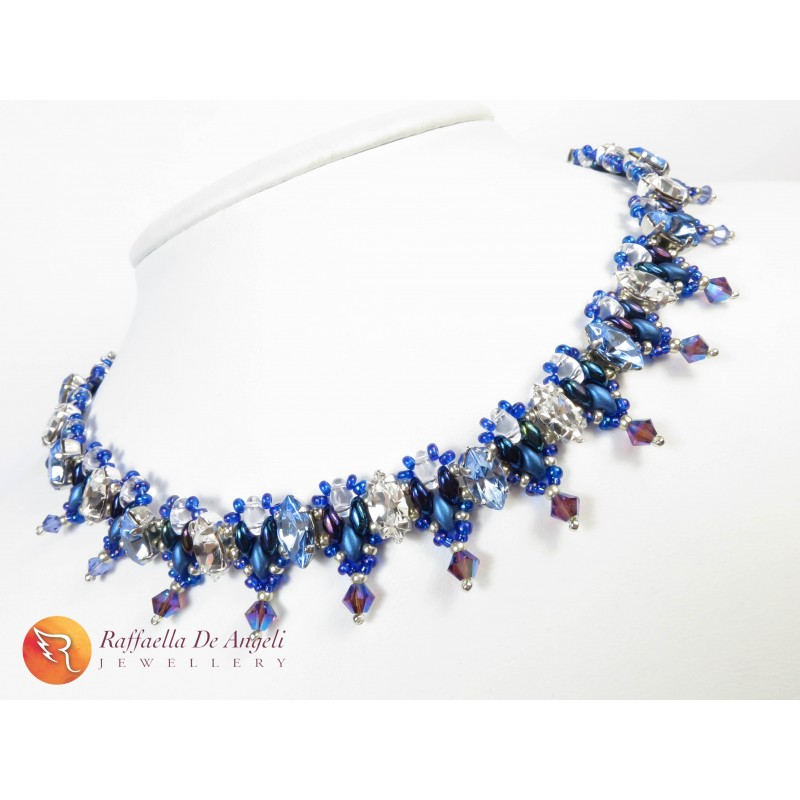 Necklace crystal Grace 06